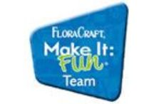2013 Make it: Fun Team - Members & Projects / Meet our team of super talented bloggers and check out their fantastic foam creations! / by MakeitFunCrafts