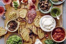 food / by Alisha V