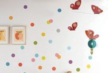 crap for the kid's rooms. / cause you know..the kids can never have enough crap. / by Kimberly West (a girl and a glue gun)