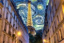 Night in Paris / by Kendra Lesley Moke