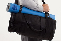 Cool Gym Bags for Him / Guys, head to the gym in style / by One Medical Group