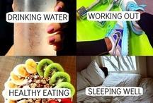 fitness & health / by Grecia Villanueva
