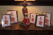 Elf on the Shelf / by Kendra Lesley Moke
