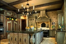 Dreamy Kitchens / by WallCandy® Arts