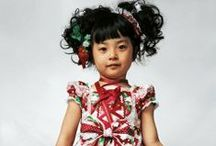 ☆ Haute Couture chez les Kids ☆ / J'ai regroupé toutes les photos d'enfants habillés par des grands (et moins grands mais tout aussi bien) couturiers. Mode et fashion. / by Nathalie DAOUT - Social Media