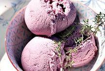 ♨ Crème glacée et Sorbet : recettes d'été glacées ♨ / Quoi de plus agréable qu'une glace ou un sorbet pour l'été ? Quelles soient italiennes ou pas, toutes les glaces sont une merveille pour nos papilles. / by Nathalie DAOUT - Social Media