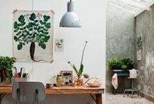 Studio and Office / by Ana Botelho