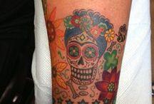 Tattoos / by Naomi O'Callaghan