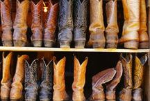 boots boots and more boots! / by Sylvia Giammarco