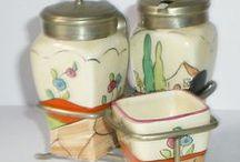 Clarice Cliff Ceramics / by Jeanie Hunt