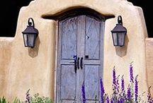 LET ME IN / DOORS / by Jeanie Hunt