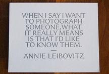 Annie Leibovitz / by Shawnee Willis
