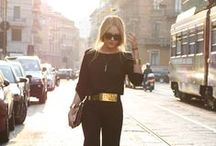 a la mode / femme / fashion / beauty  / by gabriela.