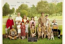 Wes Anderson / The weird and wonderful world of Wes / by Shawnee Willis