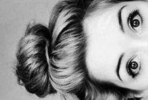 Hair. / by Hayley Leutzinger