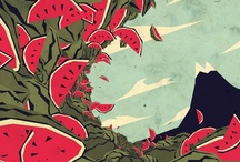 Prints - Patterns - Textures / by Megan Ender
