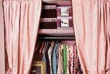 ~Amazing Closets~ / It's nothing like having an organized closet / by Tasha Rollins Arrington
