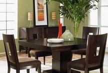 ~Dining Rooms~ / by Tasha Rollins Arrington