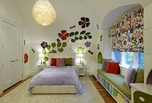 ~Children Bedrooms~ / ~Pretty cool spaces for kids & teens~ / by Tasha Rollins Arrington