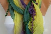 ~Adorable Sweaters & Scarfs~ / by Tasha Rollins Arrington