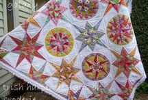 Quilting: Plume Quilt Ideas / by Carey Fitch
