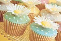 Sweet cupcakes / by Kay Moran