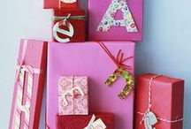 Gift Wrapping Ideas / by Kay Moran