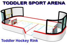 TODDLER SPORT ARENAS / by International Play Company