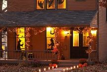 Halloween crafts & decorating / by JustUs Country~Girlz