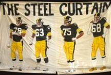 Pittsburgh Steelers / by Mary Engleman