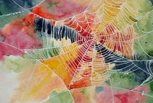 Watercolors / by Modern and stylish weddings