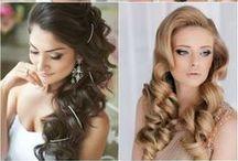 Wedding hairstyles / by Modern and stylish weddings