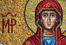 Iconography & the Saints / Orthodox Iconography / by Elleney Soter
