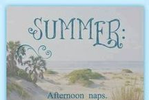 Summer Fun Tips and Boredom Busters / All things summer to brighten your season from tips, play, boredom busters, kids fun, party fun and all things summer!  / by The Thrifty Couple