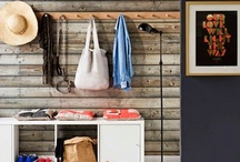 MUDROOM/LAUNDRY ROOM / by Donna / Champaign Plastics