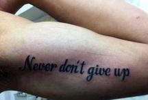 Tattoos .... EPIC FAILS / by Dana Anderson Cannan