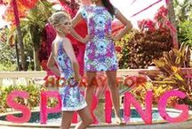Spring '14 / Lilly Pulitzer Spring Collection 2014 / by Lilly Pulitzer