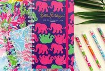 Agendas '14 / by Lilly Pulitzer