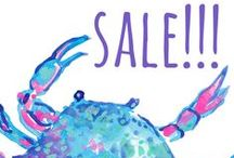 Lilly Pulitzer After Party Sale 2014 / Shop the LillyPulitzer.com Online Sale from August 18-20 / by Lilly Pulitzer