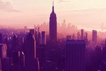 New York / by Ewa Ratkowska