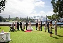 Garden Weddings / by EasyWeddings Aust