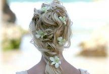 Wedding Hair & Makeup Inspiration / by EasyWeddings Aust