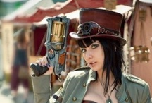 Steampunk Awesomeness / by Suzanne Hall