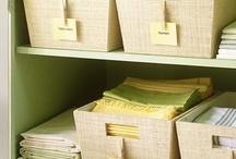 Hooks, Bins & Storage / by InnovativelyOrganizd