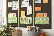 Mail Center Organizing / by InnovativelyOrganizd