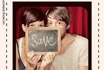 Save the date / by EasyWeddings Aust