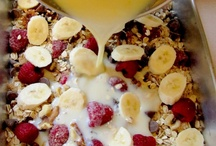 Yummy Breakfast / by Suzanne Reagan
