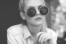 Glasses ∞ / sunglasses, shades, sunnies,... / by LuLu F.