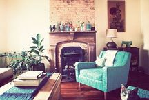 Lovely Spaces / by Rachel Winter