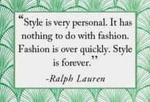 Style Potential ;D / by Rachelia Pawluk